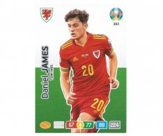 Panini Adrenalyn XL UEFA EURO 2020 Team mate 383 Daniel James Wales