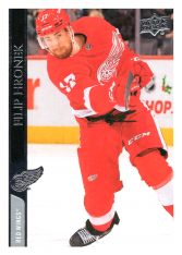 2020-21 UD Series One 66 Filip Hronek - Detroit Red Wings