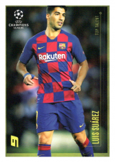 2020 Topps LM Top Talent Luis Suarez FC Barcelona