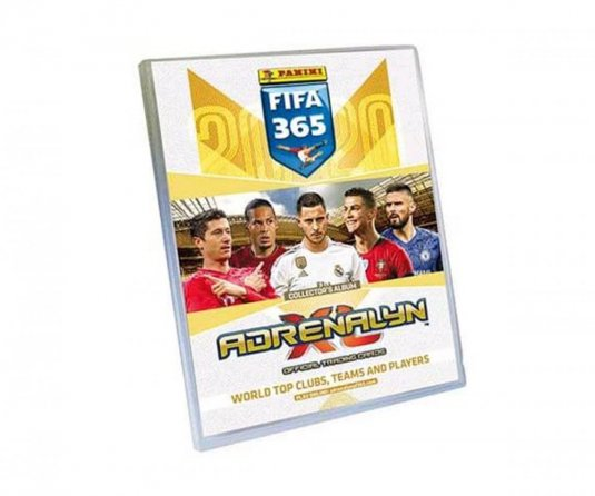 Panini Adrenalyn XL FIFA 365 2020 Album