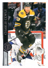 2020-21 UD Series One 15 Charlie Coyle - Boston Bruins