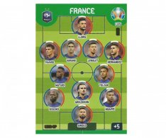 Panini Adrenalyn XL UEFA EURO 2020 Line Up 189 France