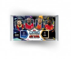 Topps Match Attax Champions League 2020-21 Balíček 6 kartiček