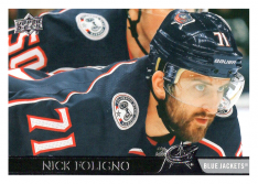 2020-21 UD Series One 53 Nick Foligno - Columbus Blue Jackets