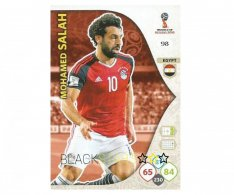 Fotbalová kartička Panini Adrenalynl XL World Cup Russia 2018 Team Mate 98 Mohamed Salah Egypt