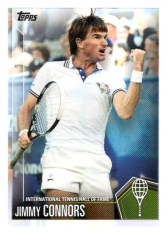 2019 Topps Tennis Hall of Fame 24 Jimmy Connors