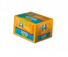 Panini EURO 2020 Tounament Edition Box samolepek Orange