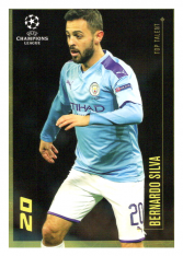 2020 Topps LM Top Talent Bernardo Silva Manchester City