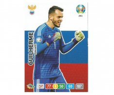Panini Adrenalyn XL UEFA EURO 2020 Team mate 281 Guilherme Russia