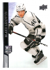 2020-21 UD Series One 86 Blake Lizotte - Los Angeles Kings