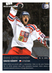 2019-20 Czech Ice Hockey Team 91 David Kampf