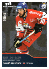 2019-20 Czech Ice Hockey Team  27 Tomáš Rachůnek