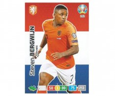 Panini Adrenalyn XL UEFA EURO 2020 Team mate 242 Steven Bergwijn Netherlands