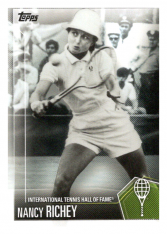 2019 Topps Tennis Hall of Fame 43 Nancy Richey