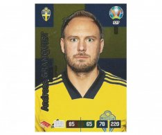 Panini Adrenalyn XL UEFA EURO 2020 Captain 327 Andreas Granqvist Sweden