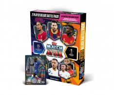 Topps Match Attax Champions League 2020-21 Deluxe Battle pack