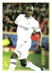 2020 Topps LM Top Talent Ngolo Kante Chelsea FC