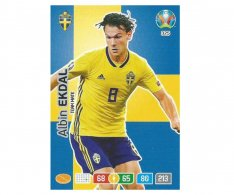 Panini Adrenalyn XL UEFA EURO 2020 Team mate 325 Albin Ekdal Sweden