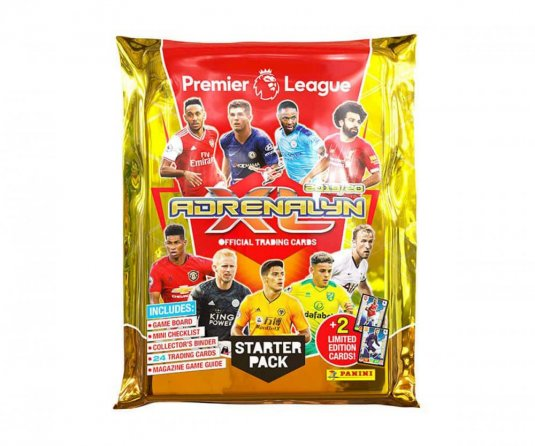 Panini Adrenalyn XL Premier League 2019-2020 Starterpack