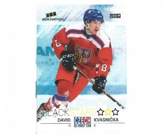Hokejová kartička Czech Ice Hockey Team 49. David Kvasnička