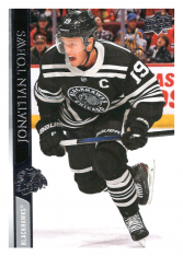 2020-21 UD Series One 44 Jonathan Toews - Chicago Blackhawks