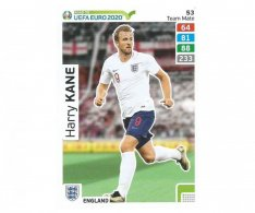 Fotbalová kartička Panini Road To Euro 2020 – Team Mate -Harry Kane - 53