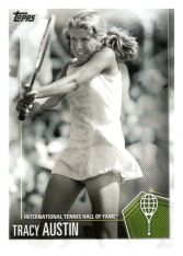 2019 Topps Tennis Hall of Fame 26 Tracy Austin
