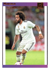 2018-19 Panini Donruss Soccer 1989 Tribute  DT-3 Marcelo - Real Madrid CF