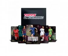 2020-21 Topps Knockout Woman Champions League Hobby set