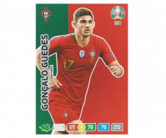 Panini Adrenalyn XL UEFA EURO 2020 Team mate 278 Goncalo Guedes Portugal