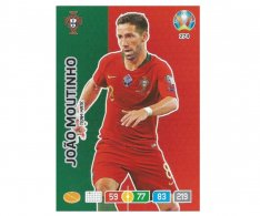 Panini Adrenalyn XL UEFA EURO 2020 Team mate 274 Joao Moutinho Portugal