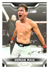 2020 Topps UFC Knockout 31 Demian Maia - Welterweight
