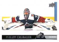 2020-21 UD Series One 48 Philipp Grubauer - Colorado Avalanche