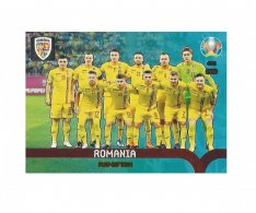 Panini Adrenalyn XL UEFA EURO 2020 Play-off Team 463 Romania
