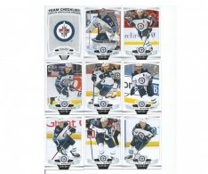 2019-2020 Upper Deck O-Pee-Chee Týmový set Winnipeg Jets