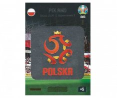Panini Adrenalyn XL UEFA EURO 2020 Team Logo 244 Poland