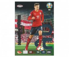 Panini Adrenalyn XL UEFA EURO 2020 Wonder Kid 34 Maximillian Wober Austria