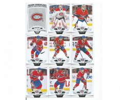 2019-2020 Upper Deck O-Pee-Chee Týmový set Montral Canadiens