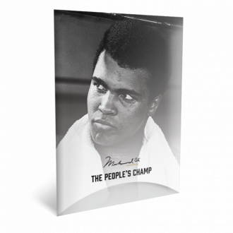 Topps MUHAMMAD ALI - The People's Champ