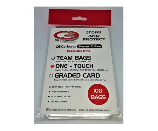CB Carbonix  One Touch Resealable bags 100ks