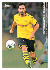 2020 Topps Borussia Dormund Signature Moves & Celebrations 27 Mats Hummels