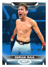 2020 Topps UFC Knockout 31 Demian Maia - Welterweight /75