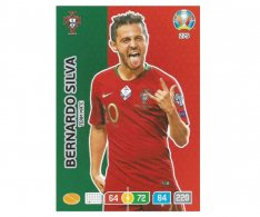 Panini Adrenalyn XL UEFA EURO 2020 Team mate 275 Bernardo Silva Portugal