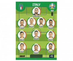 Panini Adrenalyn XL UEFA EURO 2020 Line Up 225 Italy