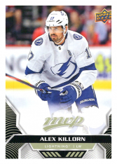 2020-21 UD MVP 139 Alex Killorn - Tampa Bay Lightning