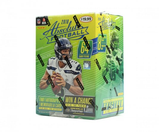 2018 Panini Absolute Blaster Box