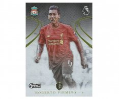 2016 Topps Gold Premier League 58. Roberto Firmino Liverpool FC  Rookie