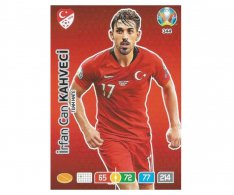 Panini Adrenalyn XL UEFA EURO 2020 Team mate 344 Irfan Can Kahveci Turkey