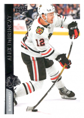 2020-21 UD Series One 39 Alex DeBrincat - Chicago Blackhawks