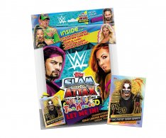 2020 Topps Slam Attax WWE Reloaded Starter pack